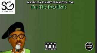 "UbuntuFM Hip-Hop | Flamez, Masscut | ""I'm The President"""