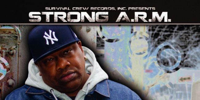 UbuntuFM Hip-Hop | Strong A.R.M